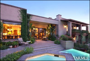 Catalina Foothills homes for sale Tucson Foothills real estate Catalina Foothills real estate